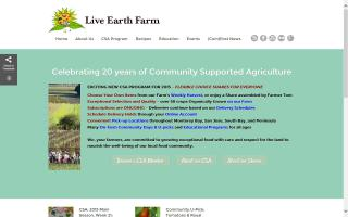 Live Earth Farm