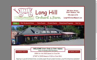 Long Hill Orchard and Farm