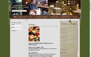 Cheesemaking Classes and Supplies