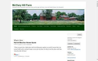McClary Hill Farm