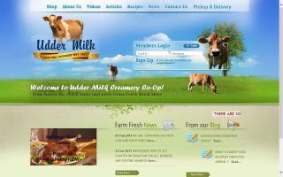 Udder Milk Creamery Co-Op