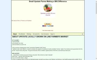 Upstate Locally Grown Market