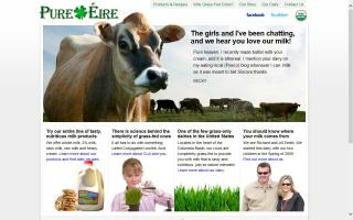 Pure Eire  Dairy