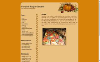 Pumpkin Ridge Gardens