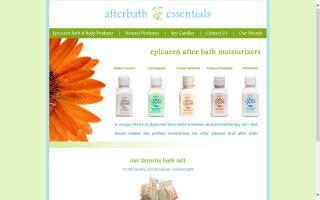 Afterbath Essentials