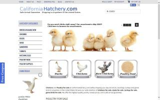 California Hatchery