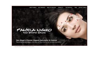 Pamela Nigro Eco Studio Salon