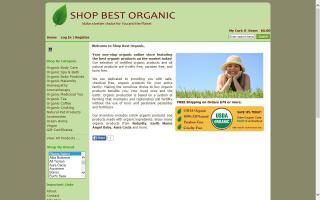 Shop Best Organic