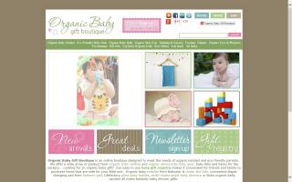 Organic Baby Gift Boutique, LLC.