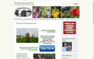Mountain Bounty Farm