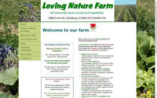 Loving Nature Farm