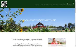 Veggielution Community Farm