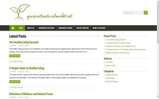 Grassroots Natural Market and Kitchen