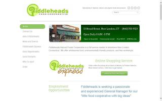 Fiddleheads Natural Foods Cooperative
