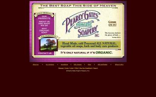 Pearly Gates Organic Soapery, Inc.