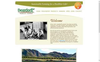 Deardorff Family Farms