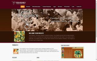 Terra Organics, LLC.
