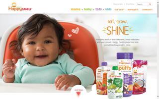 Happy Baby Foods