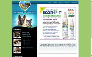 Animal Sense Pet Products, Inc.