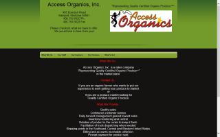 Access Organics, Inc.