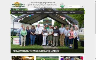 Pennsylvania Certified Organic