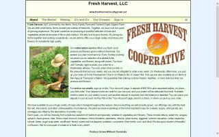 Fresh Harvest, LLC.