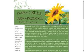 Dairy Creek Farm