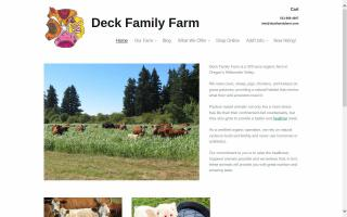 Deck Family Farm