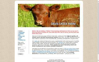 Davis Creek Farm