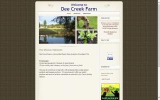 Dee Creek Farm