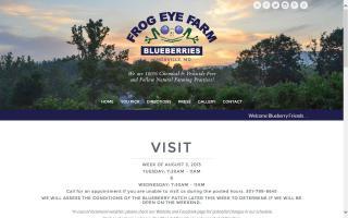 Frog Eye Farm