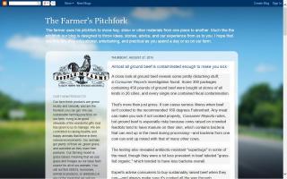 The Farmer's Pitchfork