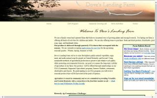 Dove's Landing Farm