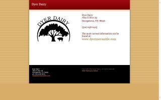 Dyer Dairy
