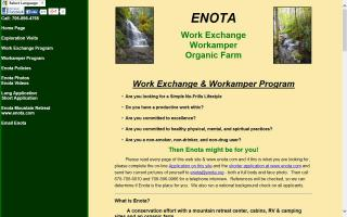 Enota Organic Village and Farm