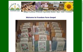 Freedom Farm Soaps