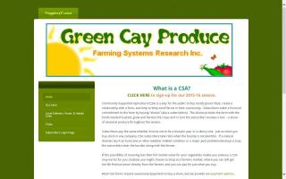 Farming Systems Research, Inc.