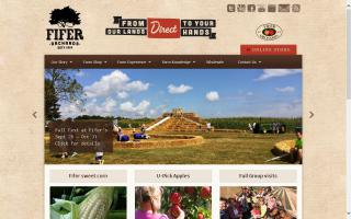 Fifer Orchards, Inc.