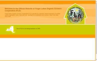 Finger Lakes Organic Growers Cooperative, Inc. (FLO)