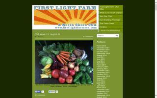 First Light Farm