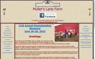 Muller Lane Farm