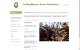 Healing Harvest Forest Foundation