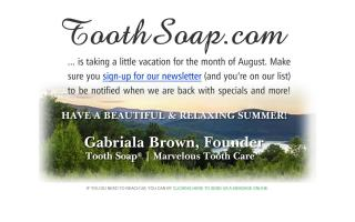 Tooth Soap, Inc.