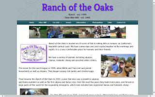Ranch of the Oaks