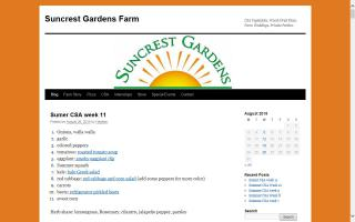 Suncrest Gardens Farm
