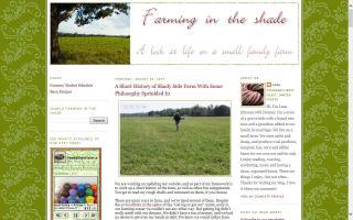 Farming In The Shade - Blog
