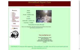ShroomHeads Organic Farm