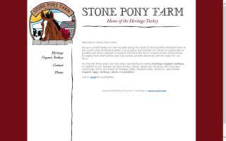 Stone Pony Farm