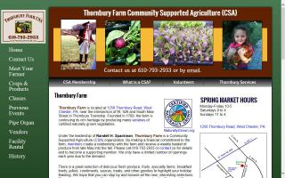 Thornbury Farm CSA