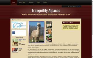 Tranquility Alpacas